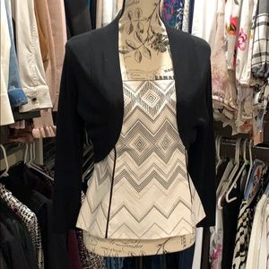 White House Black Market Jackets & Coats - White house black market diamond bustier
